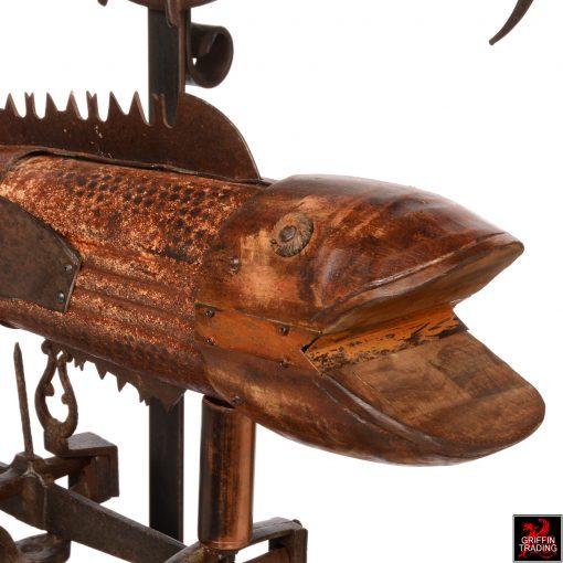 Fish Tale Art Assemblage