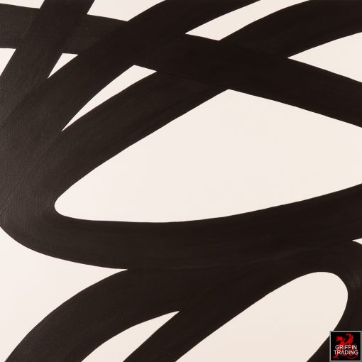 Interchange Abstract Painting