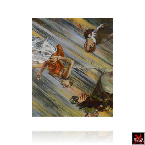 Lori Maclean Lifes A Breeze Painting