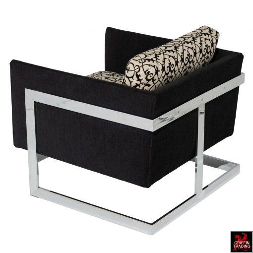 Milo Baughman Cube Chair