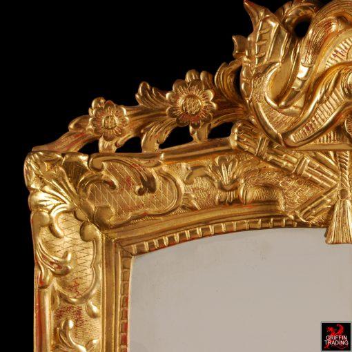 Antique French Regency Mirror