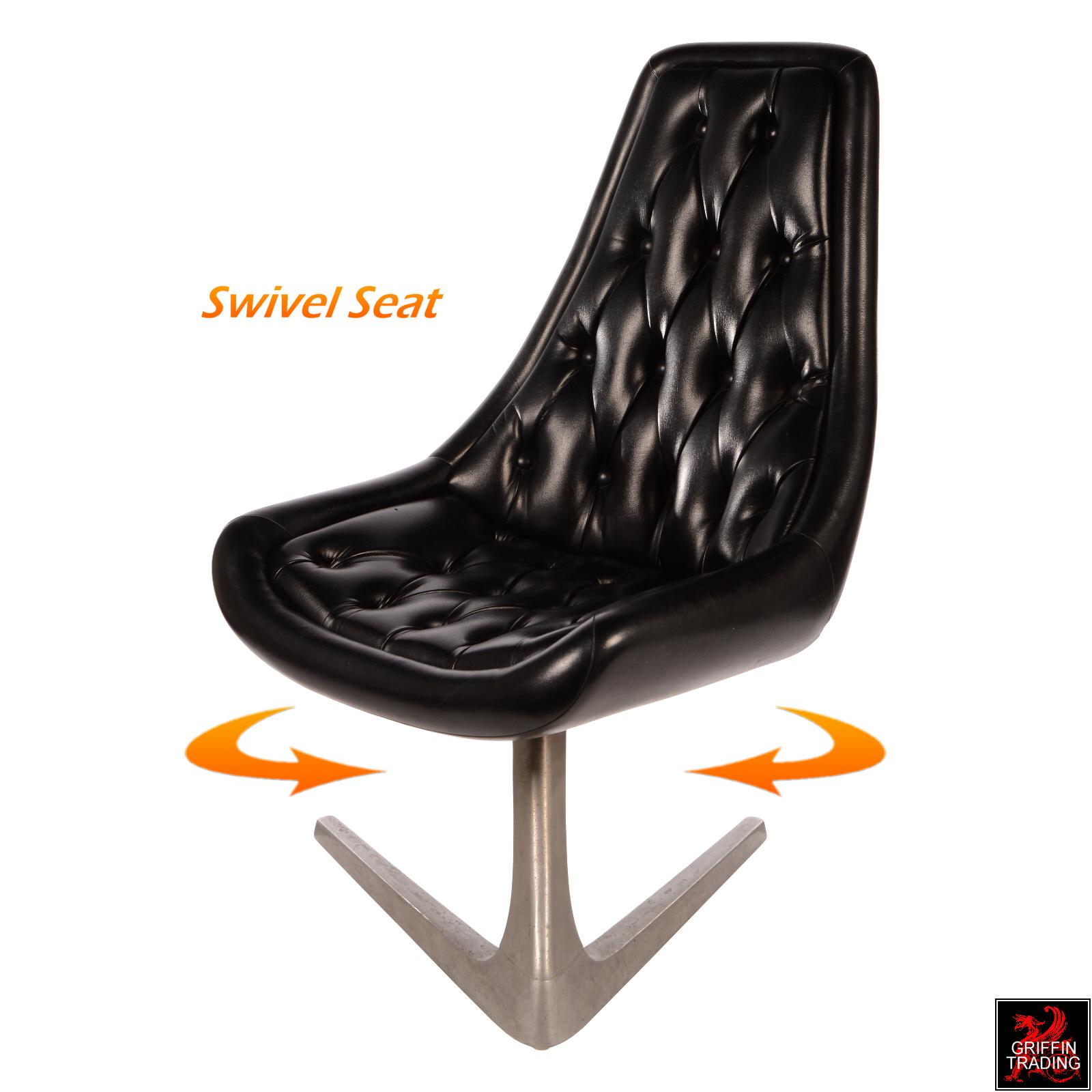 Surprising Chromcraft Sculpta Mid Century Dining Set Machost Co Dining Chair Design Ideas Machostcouk