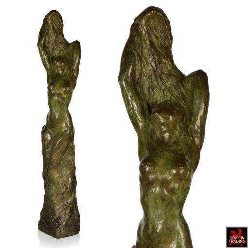 Edouard Vereycken Nude Bronze Sculpture