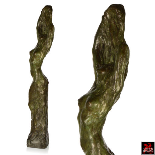Edouard Vereycken Nude Bronze
